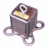 The Digger. This anchor is designed for freestone ( cobble or gravel ) river bottoms. The feet on this cube style anchor force the top to point down and dig into the river bottom and stop your boat Immediately The Digger. Raft Anchors Drift Boat Anchors